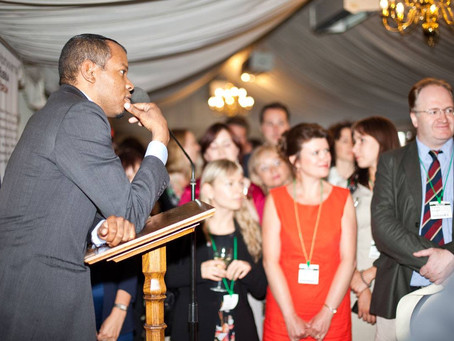 Russia and PR in the spotlight at Houses of Parliament Reception