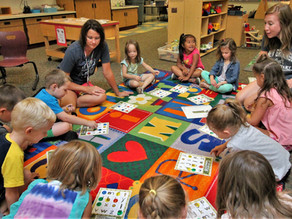 Living Sustainably: Early learning skills crucial to youngsters, community