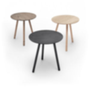 Omelette Editions Bison Small Side Table