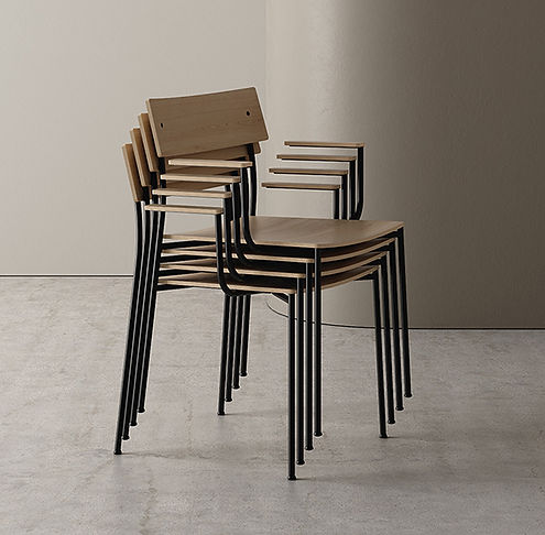 Omelette-Editions Alex Chairs