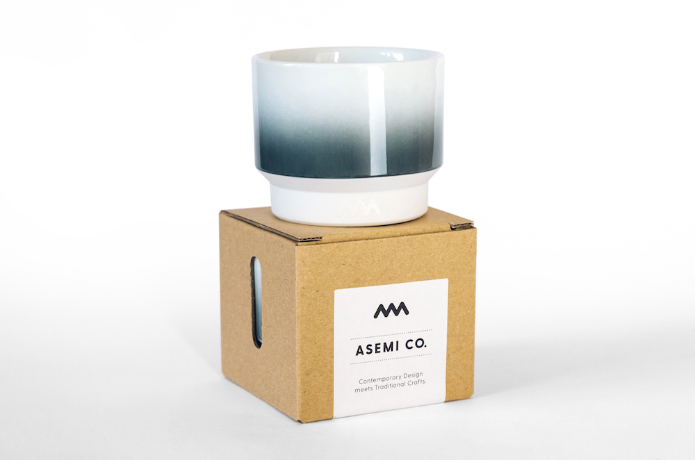 Hasami Gradient by Asemi