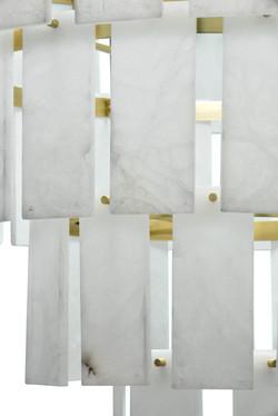 Fambuena Quartz Pendant Details