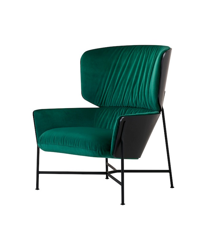 SP01 Caristo High Back Armchair