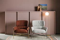 SP01 Caristo Low Back Armchairs