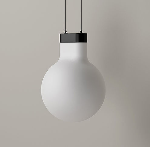 Omelette-Editions Bold Pendant Lamp