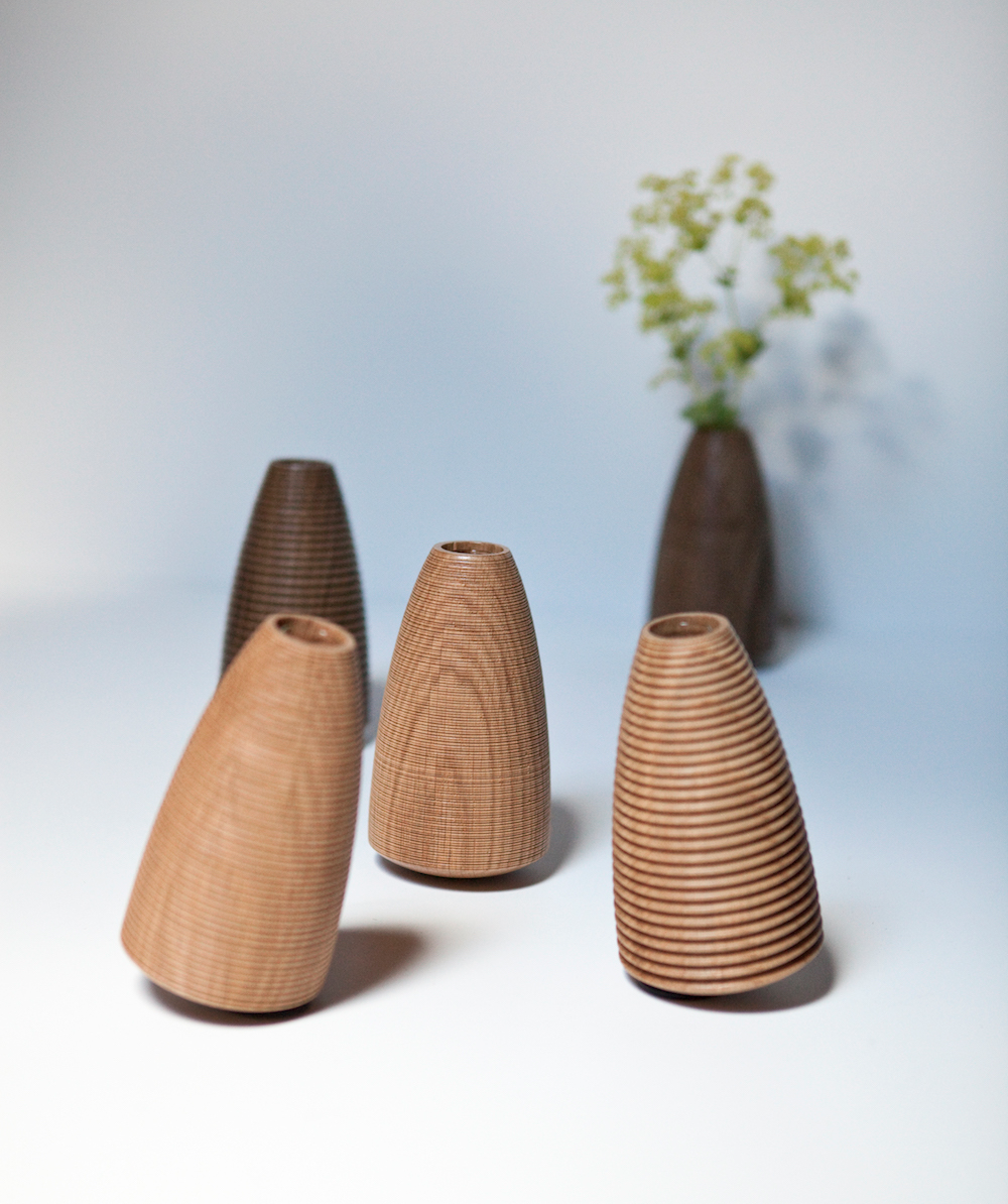 Alexander Ortlieb Table Dancer Vases