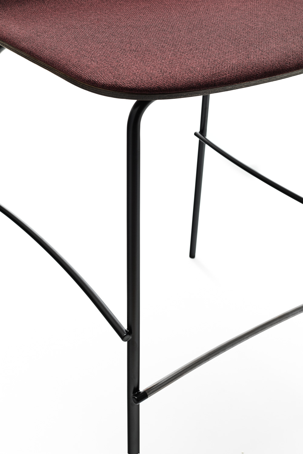 Omelette Editions Terra Metal Stool
