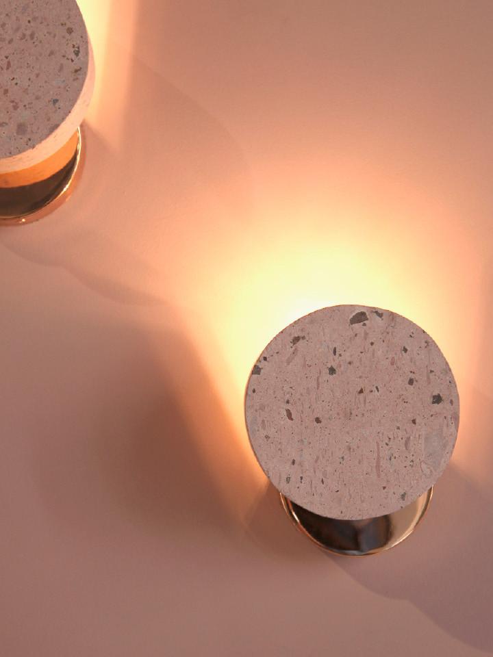 Studio davidpompa Ambra Wall Lamp