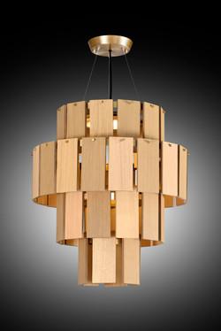 Fambuena Quartz Pendant Light