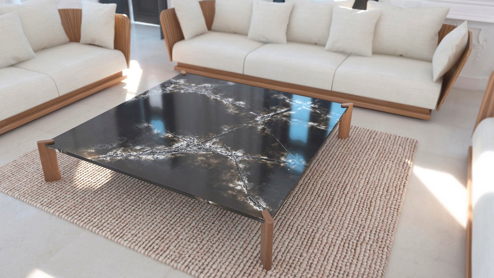 Punt Bay Coffee Table