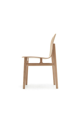 Omelette Editions Terra Wood Chair