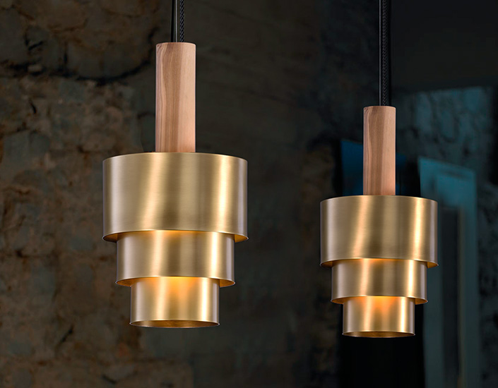 Fambuena Reflections Pendant Lights