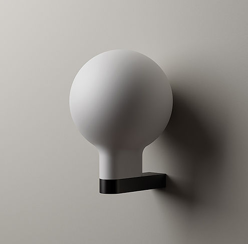 Omelette-Editions Bold Wall Lamp