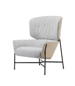 SP01 Caristo High Back Armchair