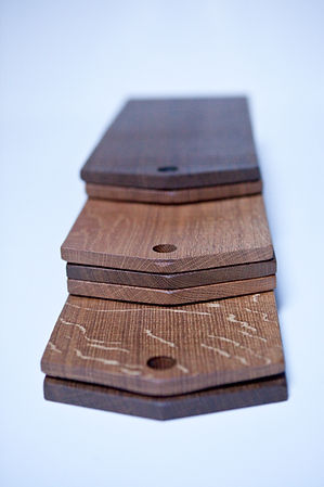 Handmade Oakwood Cutting Boards by Alexander Ortlieb