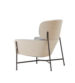 SP01 Caristo Low Back Armchair