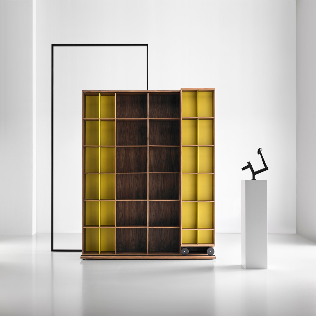 Punt Literatura Light Bookcase