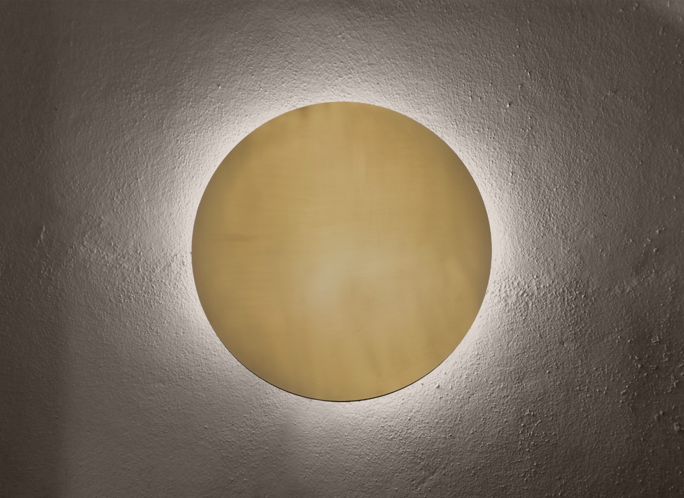 Fambuena Hoop Wall / Ceiling Light