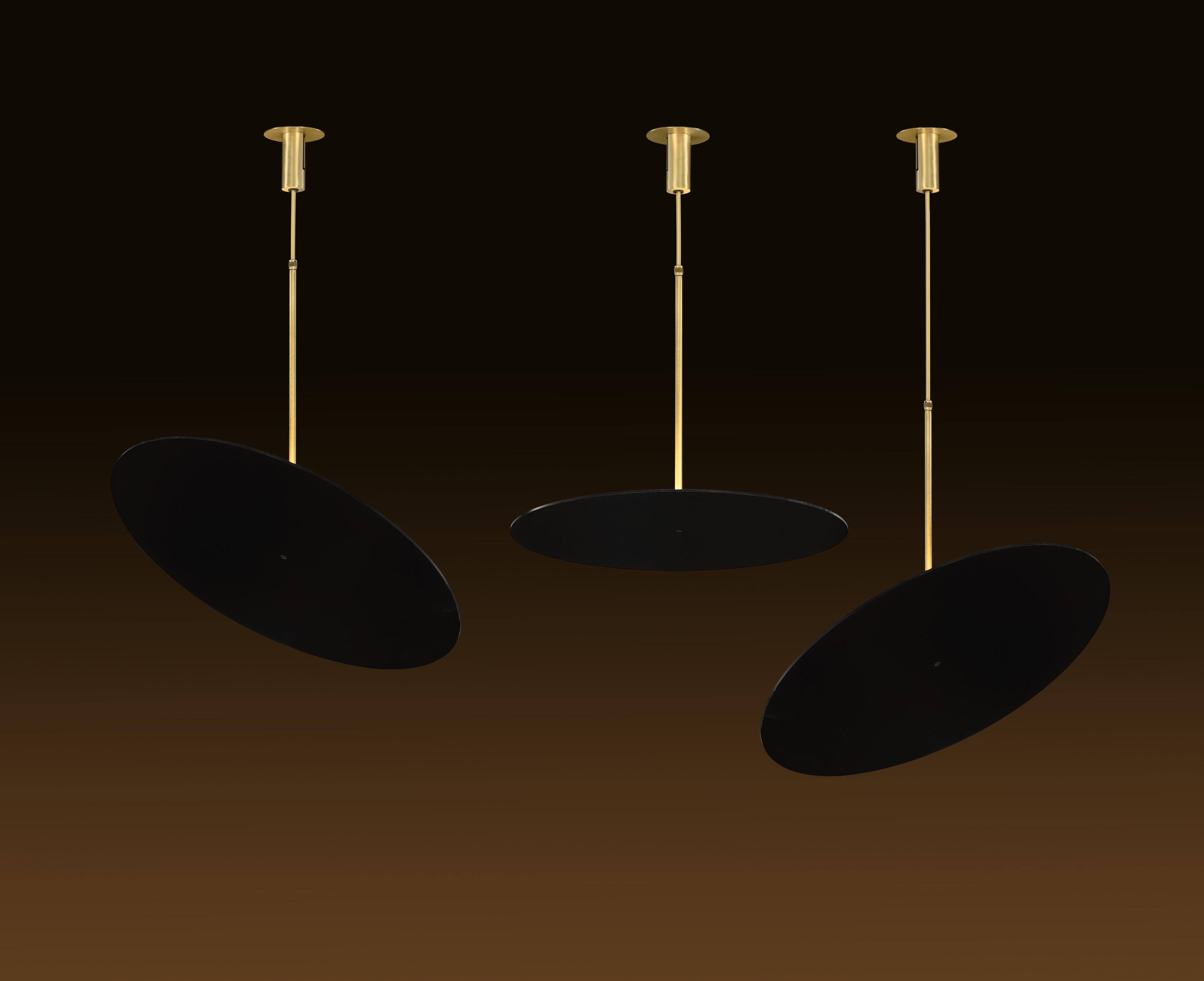 Fambuena Hoop Pendant Lamps