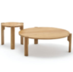 Omelette-Editions Domus Side Tables