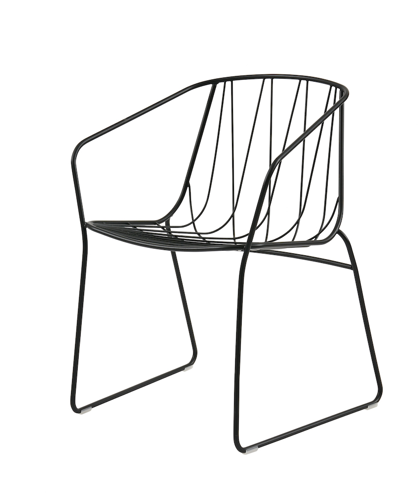 SP01 Chee Chair With Arms