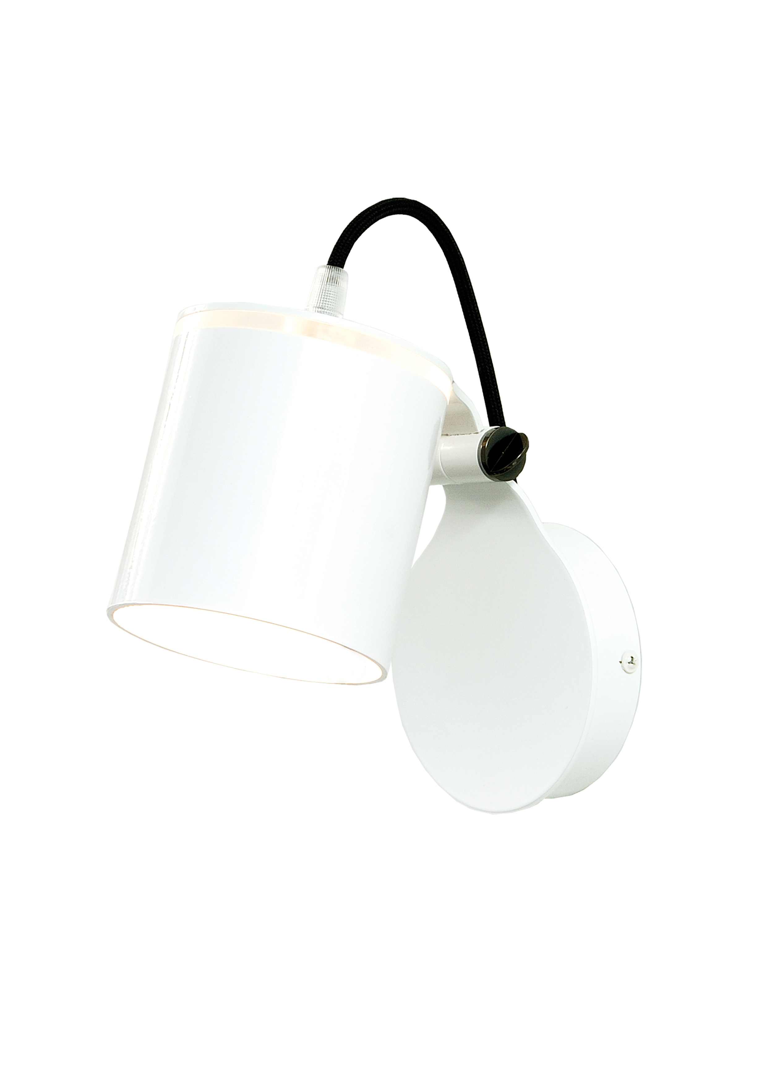 Fambuena Plume Wall Light