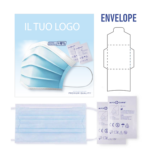 5000pcs envelope kit