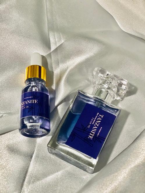 TAZANITE Blue Tansy & Retinol Facial Oil