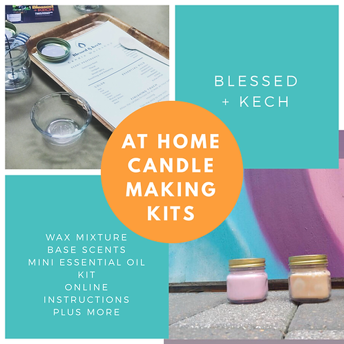 Stay Sane Candle Making Kit