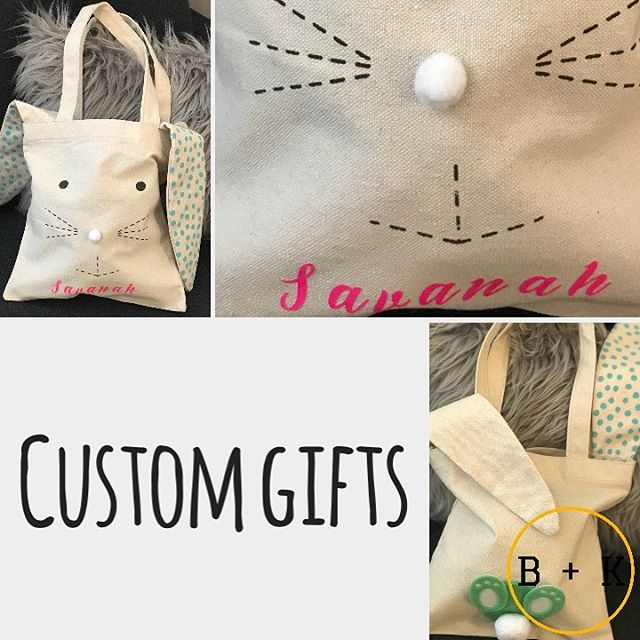 Encourage distinction and put care in to every #customgift _#blessedandkech