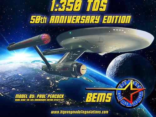 SFX Admiral Series: 1:350 TOS 50th Anniversary Bundle