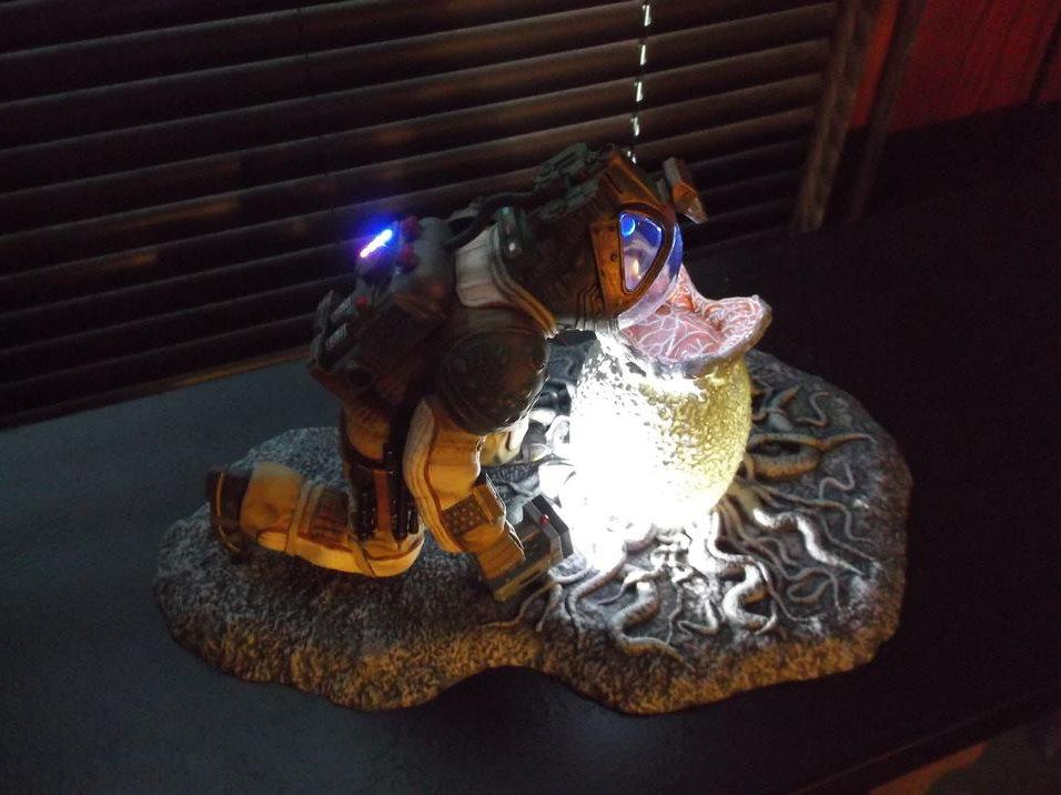 Alien Kane Diorama Lighting Kit No Fx Board Static Lights