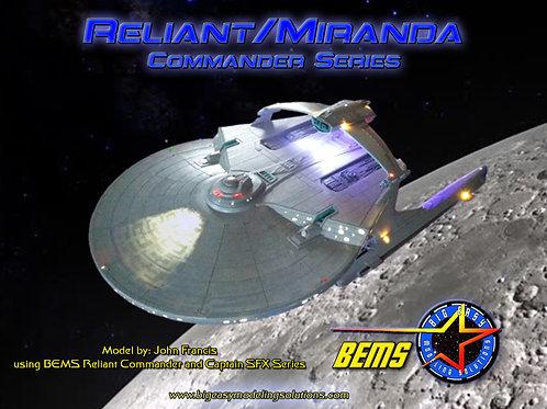 SFX Commander Series: MIRANDA 1:350 or 1:537