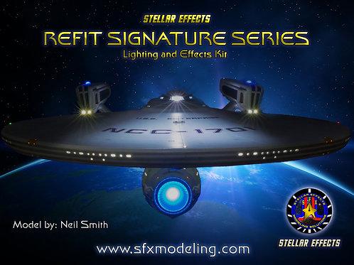 SFX REFIT STARSHIP Signature Series