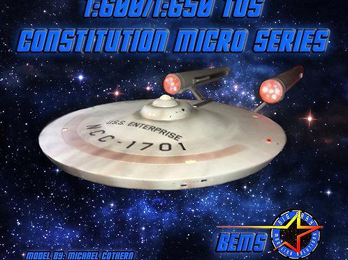 SFX Micro Series: TOS:600/650