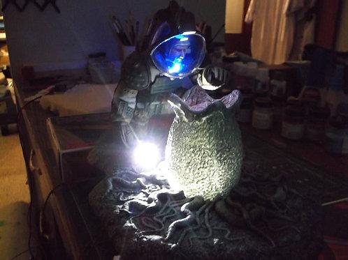 Alien - Kane Diorama FX Lighting Board