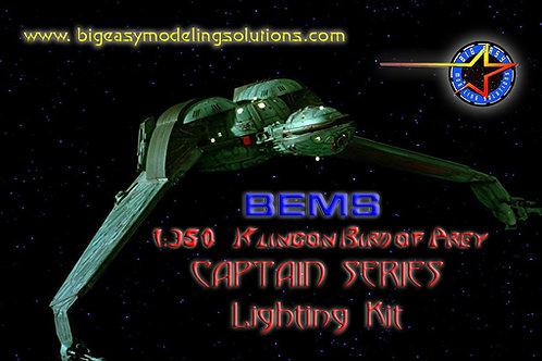 Captain SFX Series: BoP 1:350 Enemy Starship Light Kit (COMPLETE SYSTEM)
