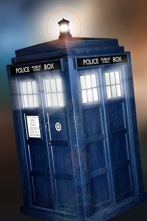SFX TARDIS Board with Sound
