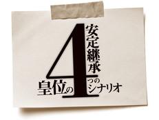 皇位の安定継承、4つのシナリオ