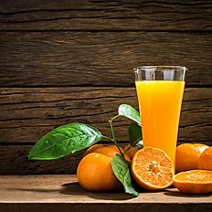 オーガニック オレンジジュース