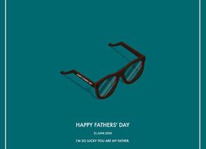 長男の「父の日」
