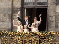 オランダ国王の「即位礼」ご参列