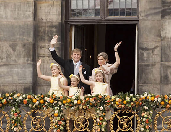 オランダ国王