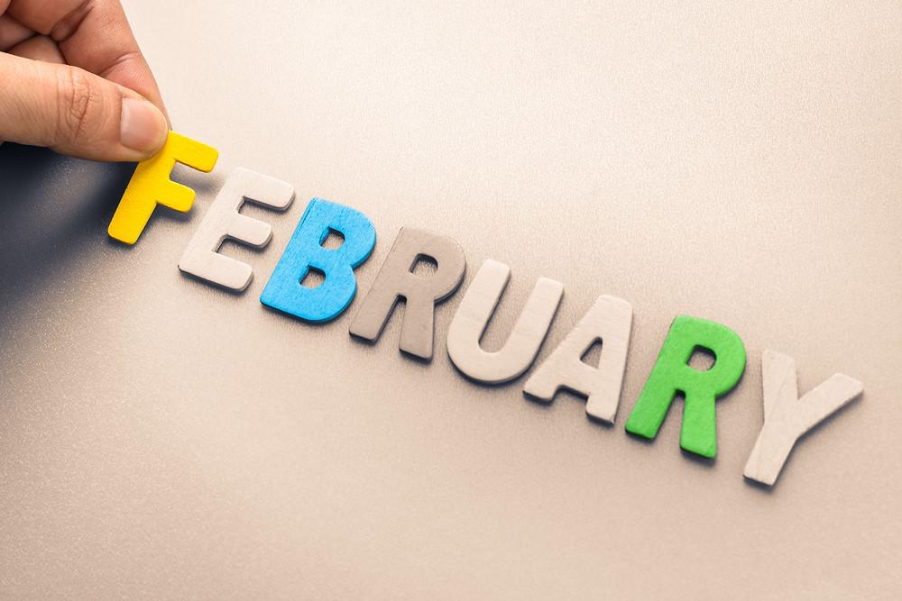 2月の画像