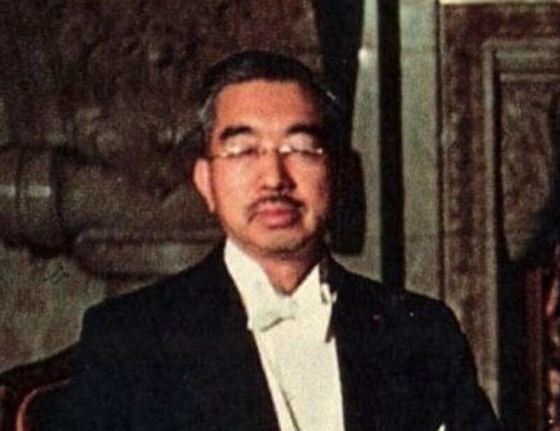 昭和天皇への最後の「君が代」