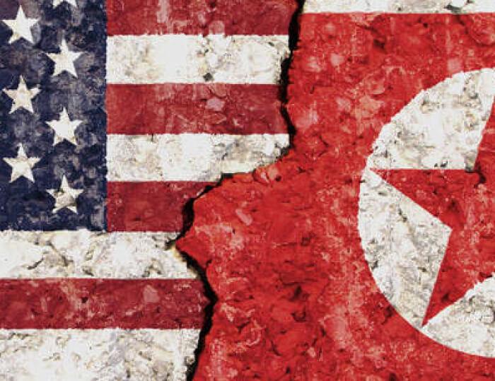 アメリカと北朝鮮