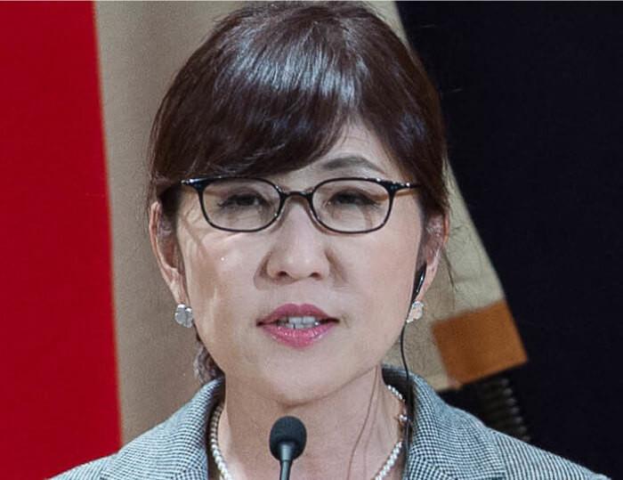 稲田朋美代議士