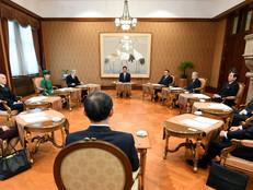 皇室会議への馬淵澄夫氏の見解