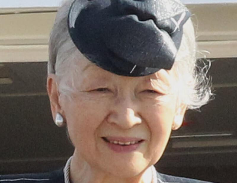 上皇后陛下