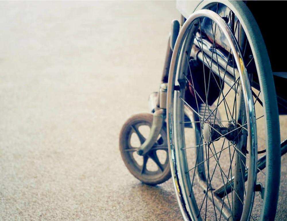 車椅子の画像